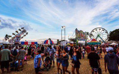Enjoy the Family Friendly Annual 97th Maui County Fair this Fall