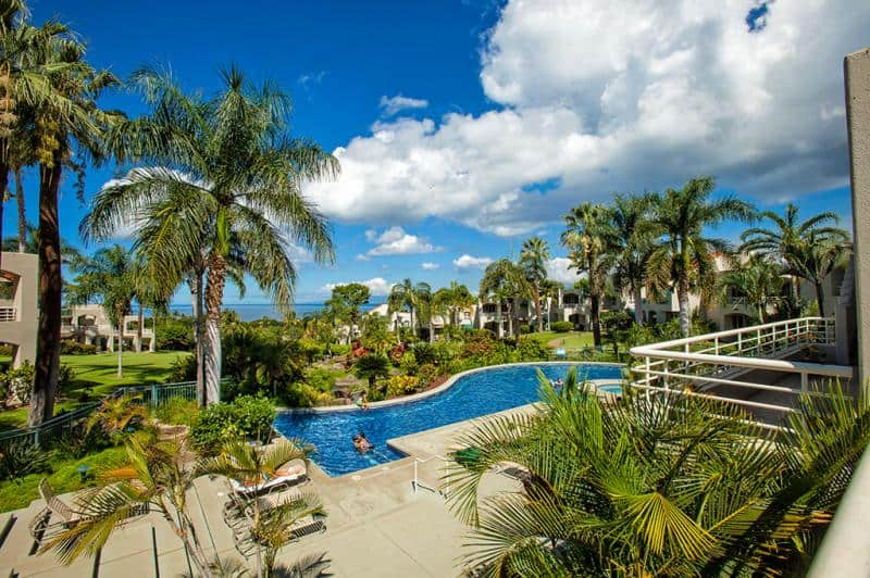 Vacation in Style at the Palms at Wailea Rentals