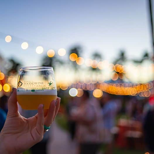The Annual Hawaii Food & Wine Festival is Coming to Maui this FALL