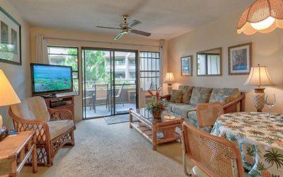 Amazing Hawaii Vacation Rental at Kihei Bay Vista Condos in Maui