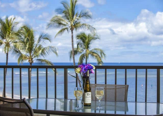 Relax on a South Maui Vacation at the Koa Lagoon Resort