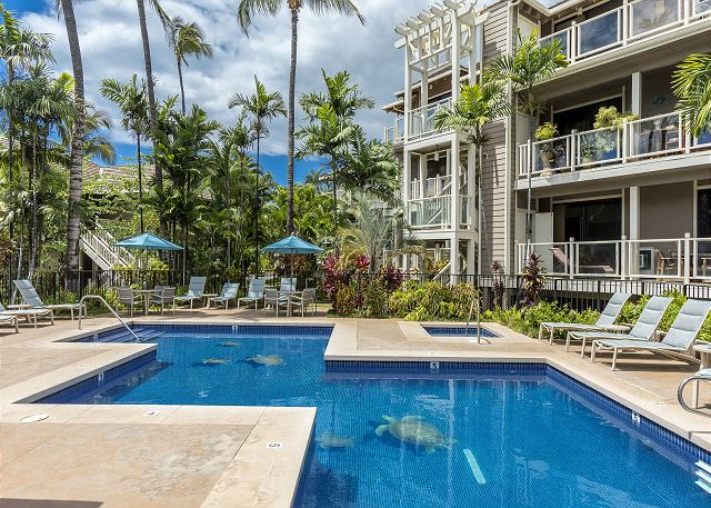 Stay at Wailea Grand Champions 3 Bedroom Luxury Maui Vacation Rental
