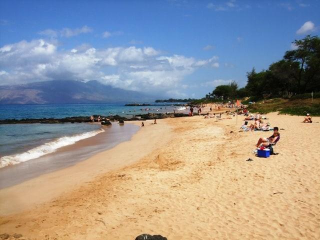 Maui Beach Day