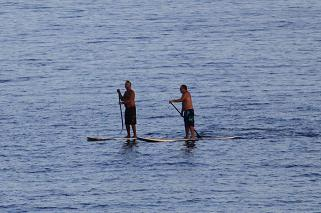 Dawn Patrol on South Maui's warm calm waters, minutes from your South Maui Vacation Rental