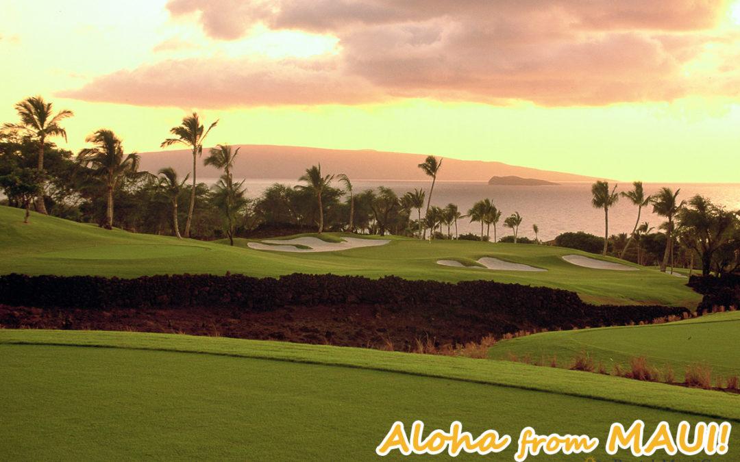 Golf On Maui – Kihei to Wailea