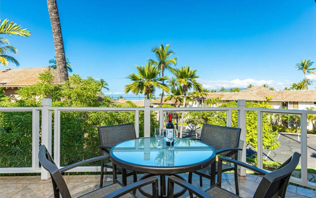 Wailea Grand Champions #40 – 2 Bedroom Featured Maui Vacation Rental