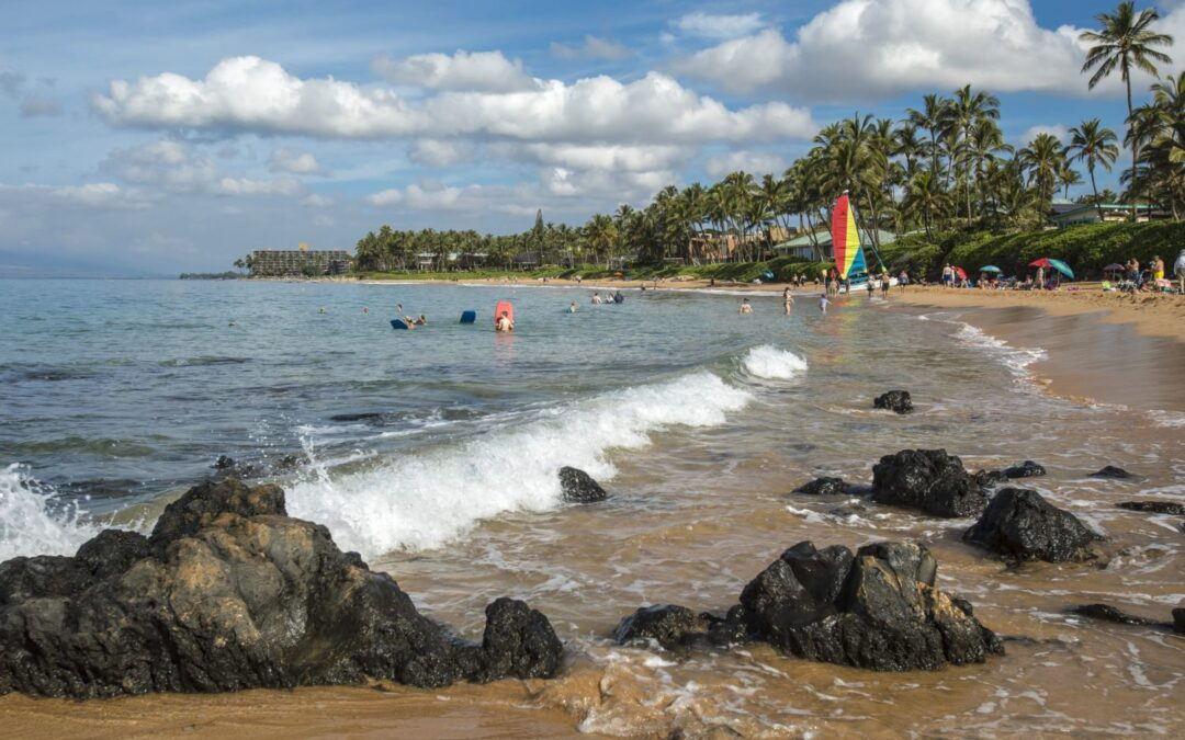 Maui's Feature in 2021 Travelers' Choice Best of the Best Beaches in America