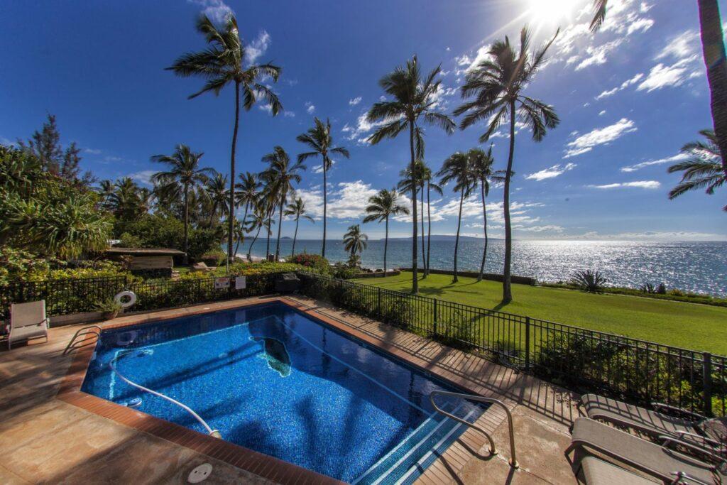 Live Maui Webcam View